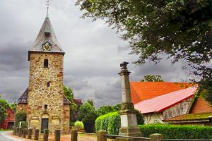 Ev. Kirche Schlüsselburg