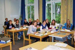 Theologisch-pädagogisches Seminar Malche-Lehrsaal
