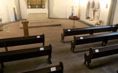 Offene Kirche St. Simeonis – Bilanz nach einem Jahr Corona