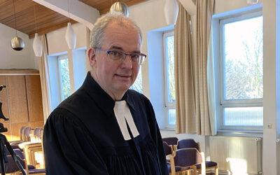 Armin Backer ist neuer Pfarrer am Albert-Schweitzer-Haus