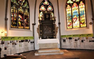 """""""Namen statt Nummern"""" und """"Geistliche im KZ Dachau"""": Zweifache Ausstellung in St. Simeonis"""