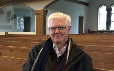 Dieter Maletz wird Pfarrer in Oberlübbe und Unterlübbe